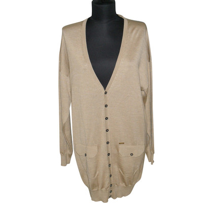 Dsquared2 Cardigan in Camel