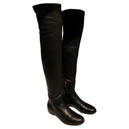 Jimmy Choo Overknee boots
