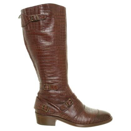 Belstaff Boots in reptiles