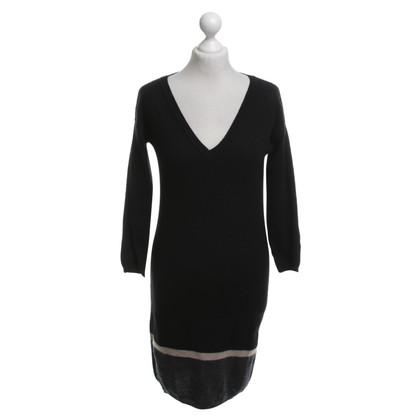 Other Designer 360Cashmere - Bicolour dress