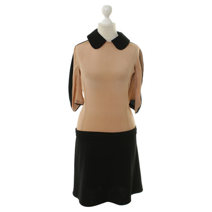 Gaspard Yurkievich Dress with Peter Pan collar
