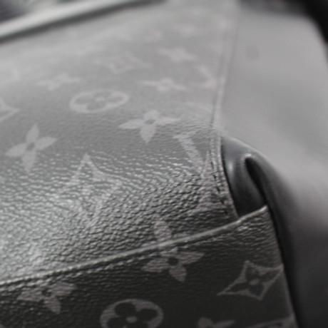 Perfekt Zum Verkauf Louis Vuitton Messenger aus Monogram Eclipse Canvas Grau Wahl Günstig Online Verkauf Neuer Billig Verkauf Angebote Spielraum Bester Großhandel J1W8W