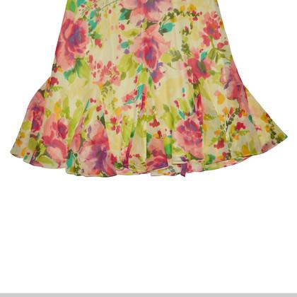 Ralph Lauren Florales Kleid