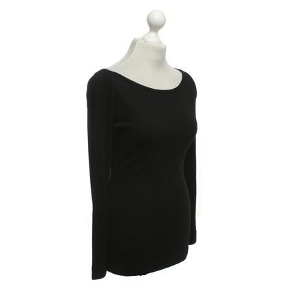 Moschino Top in zwart