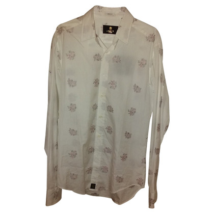 Liberty of London camisa blanca con bordados