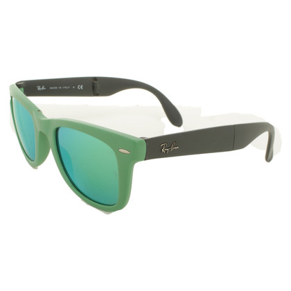 Ray Ban Mirrored sunglasses