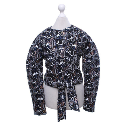 Kenzo Oversized Jacke mit Muster