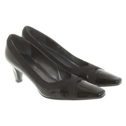 Russell & Bromley Patent leather pumps