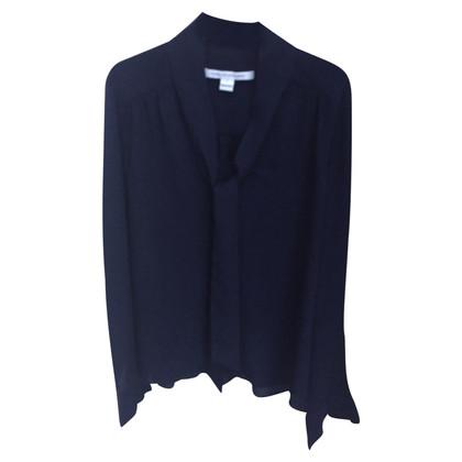 """Diane von Furstenberg Button blouse """"Britni"""""""