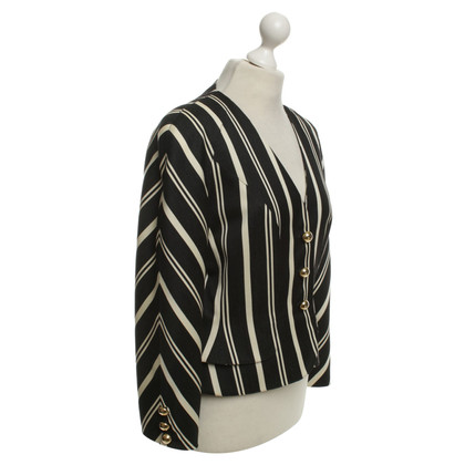 Christian Lacroix Blazer in zwart / White