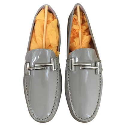"""Tod's Moccasins """"Gommino Double T"""""""