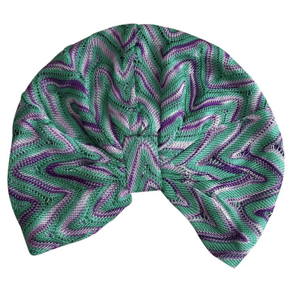 Missoni Turban of viscose rayon