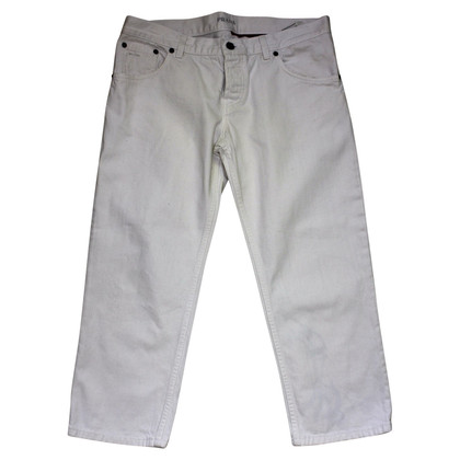 Prada Jeans bianchi