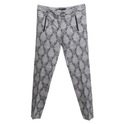 Maje trousers with pattern