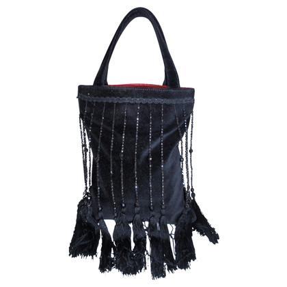 Dolce & Gabbana Velvet Bag