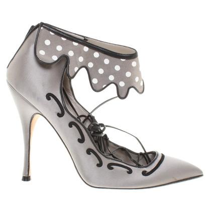 Manolo Blahnik Sandals with cuff