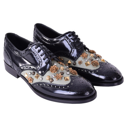 Dolce & Gabbana lace-up shoes