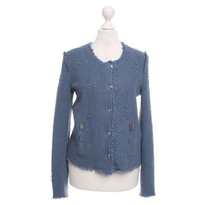 Iro Jacket in blue