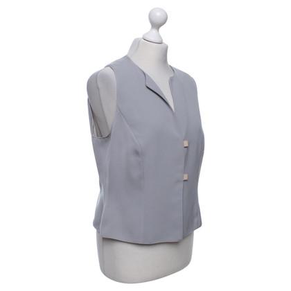 Mani Vest in grigio