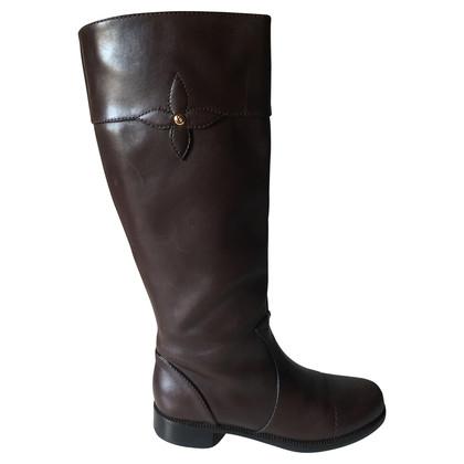 Louis Vuitton Laarzen in Paardensport blik
