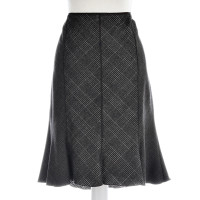 Marc Cain Plaid skirt