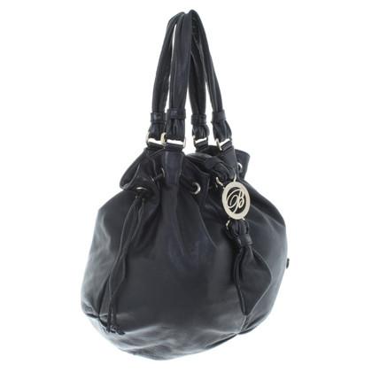 Blumarine Handtasche in Schwarz