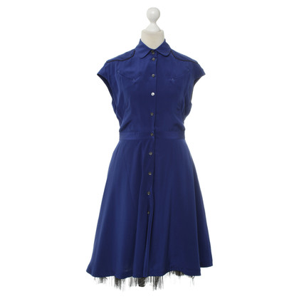 Alexander McQueen Dress in blue