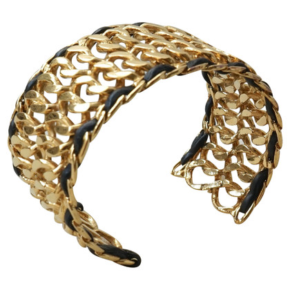 Chanel Gold plated Bangle