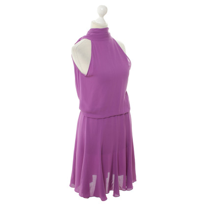 Joseph Silk dress in purple