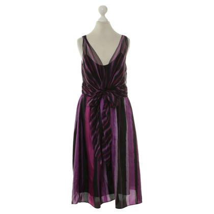 DKNY Festive dress pattern
