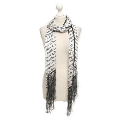 Dolce & Gabbana Schal aus Seide