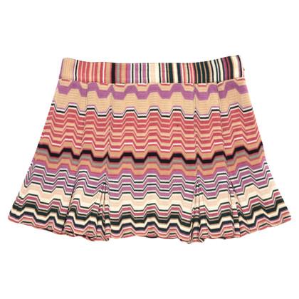Missoni skirt with pleats