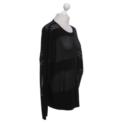 Dorothee Schumacher Sporty pullover in mesh look