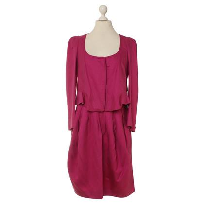 Sonia Rykiel Costume in pink