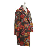 Karen Millen Coat with floral pattern