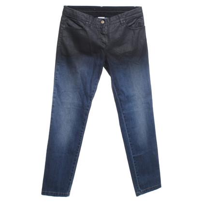 Iceberg Jeans in Blau/Dunkelgrau