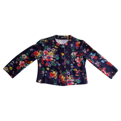 Moschino Love Floral jacket