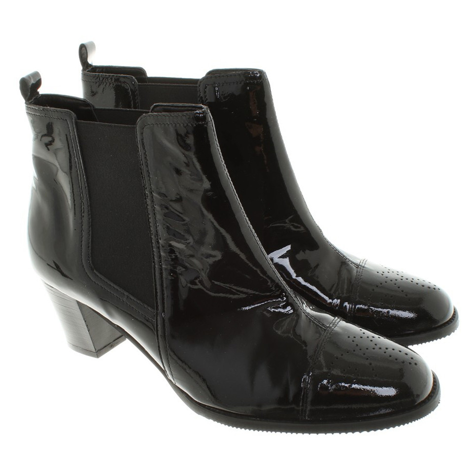 kurt geiger ankle boots with pattern buy second