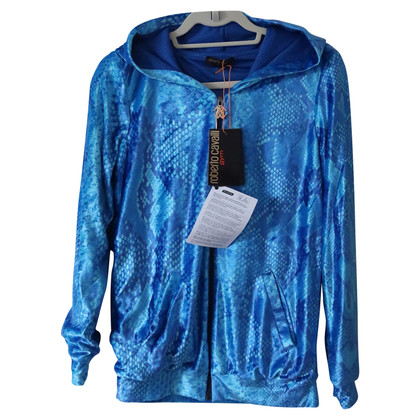 Roberto Cavalli Hooded sweatshirt