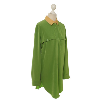 Carven Blouse Green