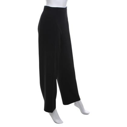 Marina Rinaldi trousers in black