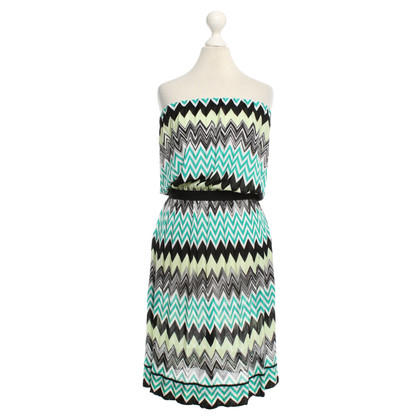Missoni Fine knit dress with pattern