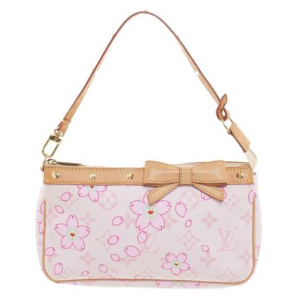 """Louis Vuitton """"Pochette Accessoires Cherry Blossom"""""""