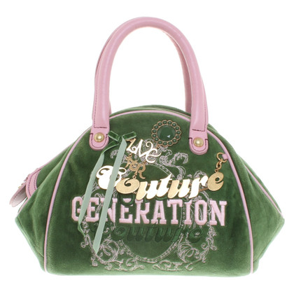 Juicy Couture Handbag in green