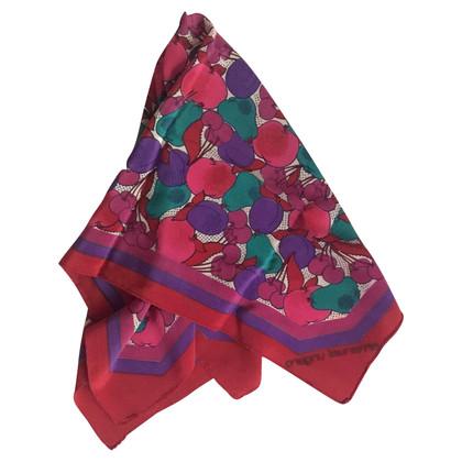 Emanuel Ungaro Vintage Zijden sjaal