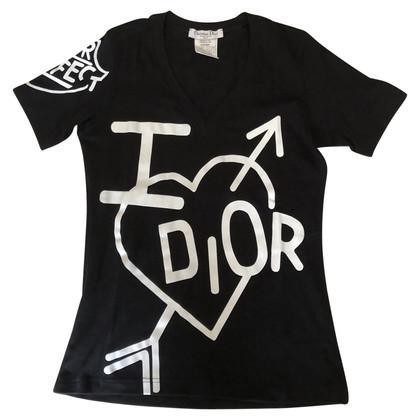 """Christian Dior Shirt """"I Love Dior"""""""