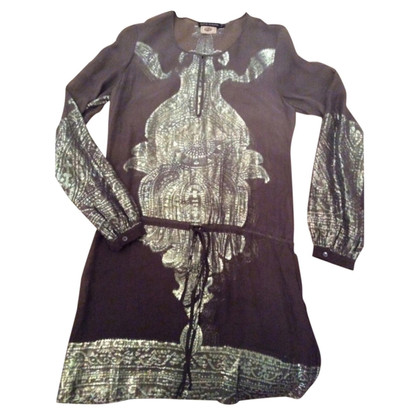 Antik Batik  silk dress