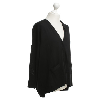 Paule Ka Strickjacke in Schwarz