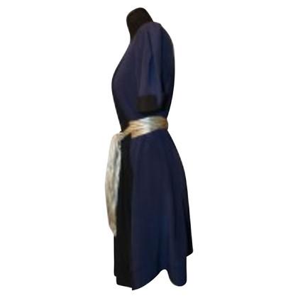 Balenciaga silk dress