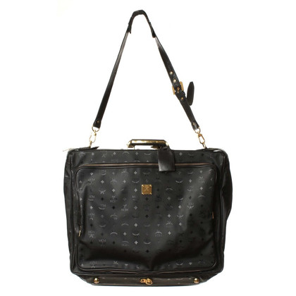 MCM Garment bag in black